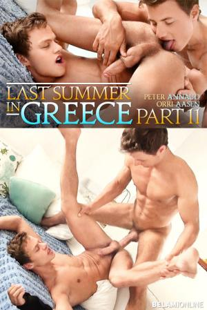 BelAmiOnline – Last Summer in Greece Part 11 – Peter Annaud bangs Orri Aasen raw