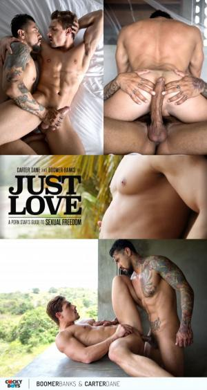 CockyBoys – Just Love 3: Love Gives Me a Boner – Carter Dane & Boomer Banks