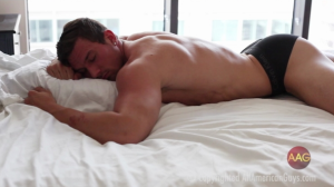 AllAmericanGuys – Spencer Y. sexy behind the scenes