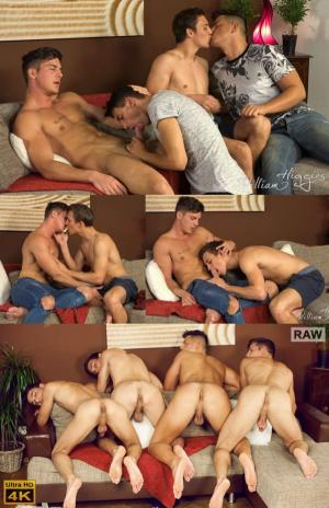 WilliamHiggins – Wank Party 2016 #09, Part 1 RAW – Honza Onus, Martin Gajda, Martin Polnak & Martin Polnak – WANK PARTY