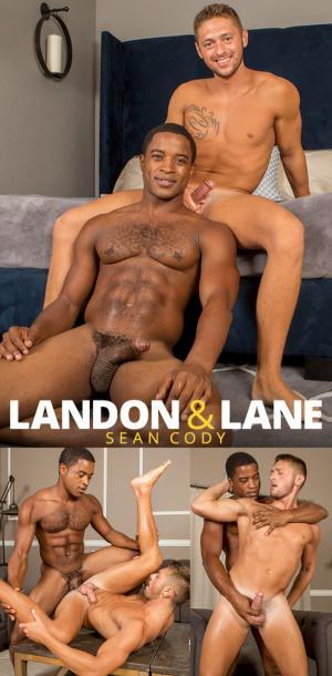 SeanCody – Lane gets pounded raw by Landon