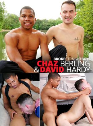 BrokeStraightBoys – Newcomer Chaz Berling fucks David Hardy raw