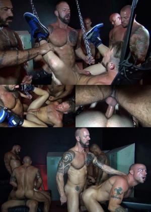 RawFuckClub – Big Sex Club Orgy Part 1 – Bareback