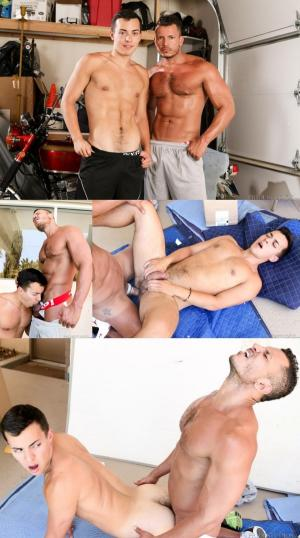 DylanLucas – My Horny Boss – Angelo Marconi & David Plaza