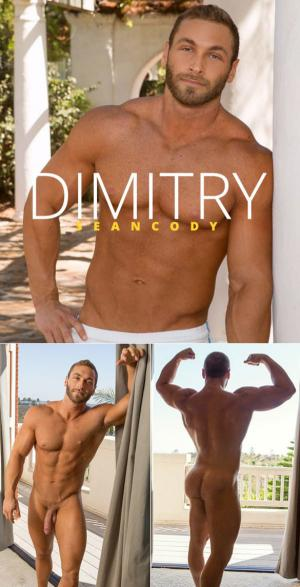 SeanCody – Dimitry busts a nut