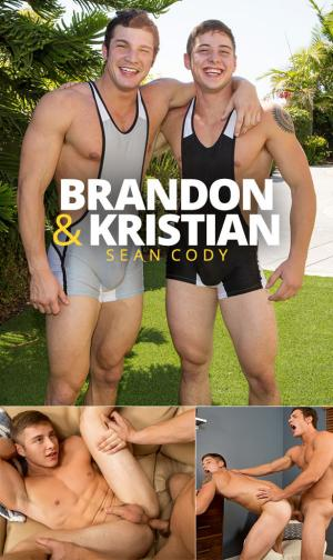 SeanCody – Kristian returns to get fucked raw by Brandon