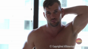 AllAmericanGuys – Martin King, edgy sexy
