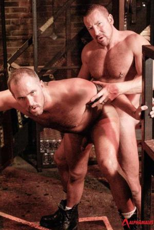 AlphaMales – Hairy Hunx Trojan Rock & Dane Hyde