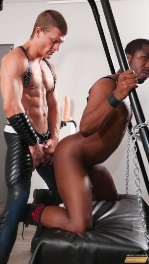 NextDoorEbony – Dungeon Lust – JP Richards & Caleb King