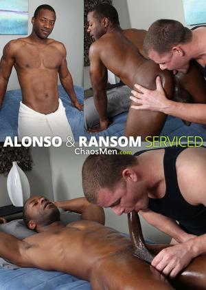 ChaosMen – Alonso and Ransom blow each other