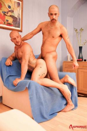 AlphaMales – Mixed Race Butt Fuckers – Mario Delazarius & Aitor Crash