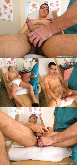 CollegeBoyPhysical – Doc On Nurse Action – Nurse Erik