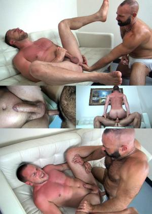 RawFuckClub – Collin O'Neal Fucks Hans Berlin Raw