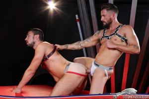 UKHotJocks – Rough Muscle – Nick North & Gaston Groupier