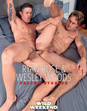 FalconStudios – Wild Weekend – Part 2 – Ryan Rose fucks Wesley Woods