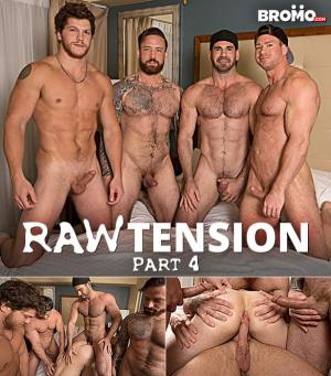 Bromo – Raw Tension Part 4 – Billy Santoro, Jordan Levine, Beau Warner & Ashton McKay slam James Edwards