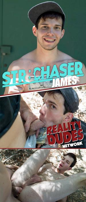 Str8Chaser – James – Unemployed Skater Makes a Quick Buck – RealityDudes