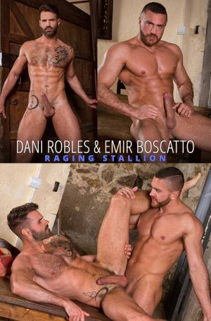 RagingStallion – Hung Country – Dani Robles bottoms for Emir Boscatto
