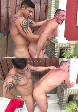 BiaggiVideos – Holly Fuck – Mark Ferrer & Julio Rey – Bareback