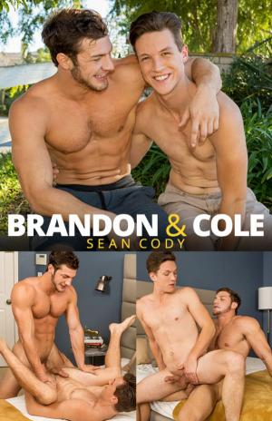 SeanCody – Brandon pounds Cole bareback