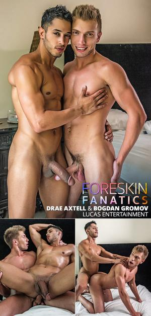 Lucas Entertainment – Drae Axtell Flip-Fucks With Bogdan Gromov – Bareback