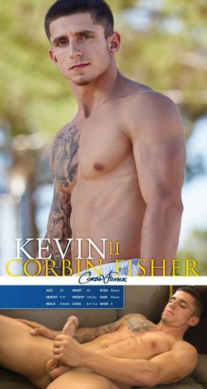 CorbinFisher – Kevin – Solo