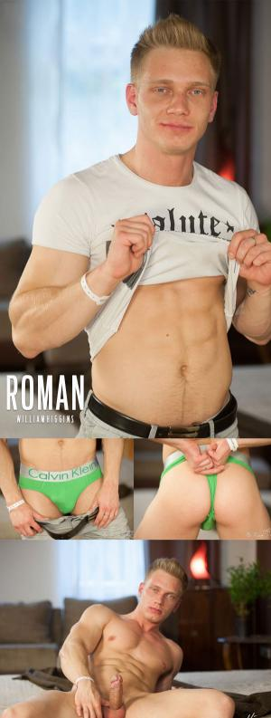 WilliamHiggins – Roman Olenovic –  SESSION STILLS
