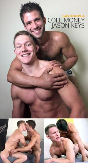 GayHoopla – Cole Money fucks Jason Keys
