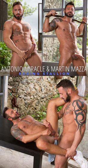 RagingStallion – Hung Country – Antonio Miracle fucks Martin Mazza