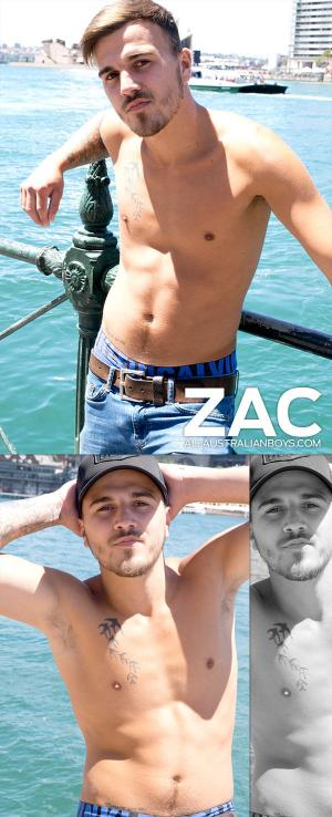 AllAustralianBoys – Zac – Solo