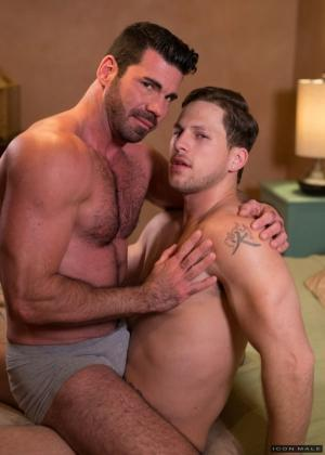 IconMale – You're Late – Billy Santoro & Roman Todd