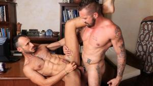 KristenBjorn – Casting Couch #359 – Ely Cheim & Stephan Raw – Bareback