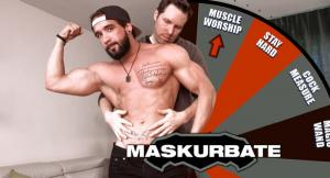 MaskurBate – Spin The Wheel Zack! – Part One – Zack