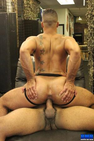 BreedMeRaw – Ray Diesel and Trey Turner – Part 1 – Bareback