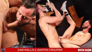 ButchDixon – Sam Wallis & Gaston Croupier