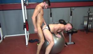 RawFuckClub – Scott DeMarco & Scott Riley – Scott vs Scott – Bareback