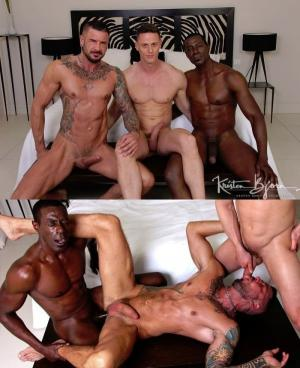 KristenBjorn – Hot Stuff: Pure Pleasure – Dolf Dietrich, Ivan Gregory & Titan Tex – Bareback