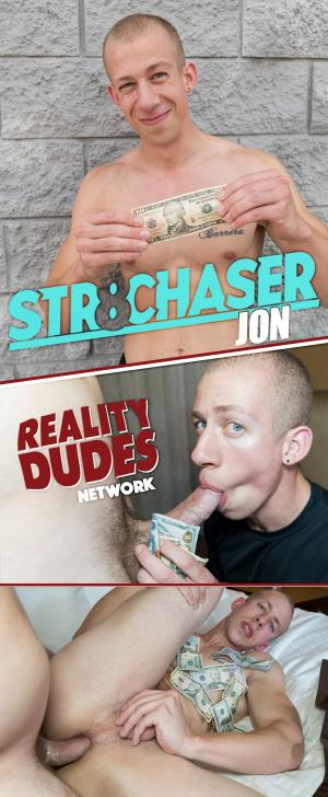 Str8Chaser – Jon – Cash in Exchange for a Little Taste of That Ass – RealityDudes