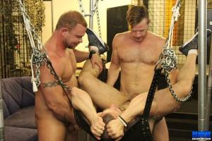 BreedMeRaw – Daxton Ryker, Brian Bonds and Russ Magnus – Bareback