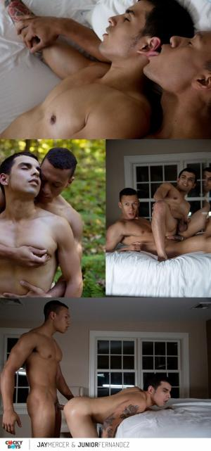 CockyBoys – Jay Mercer Fucks Junior Fernandez