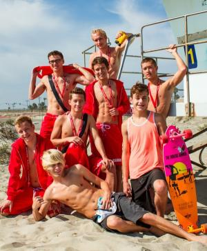 HelixStudios – Lifeguards – Behind the Scenes
