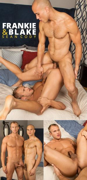 SeanCody – Frankie pounds Blake raw