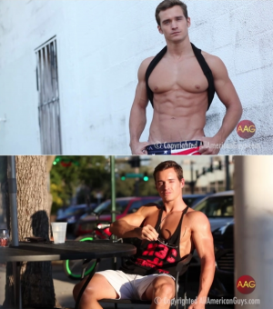 AllAmericanGuys – Kevin B – New Comer Intro Video