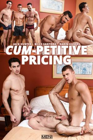 DrillMyHole – Cum-petitive Pricing – Darin Silvers bangs Billy Santoro and Jack Hunter – Men.com