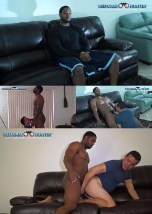 BeefcakeHunter – Loving Maurice curved down cock