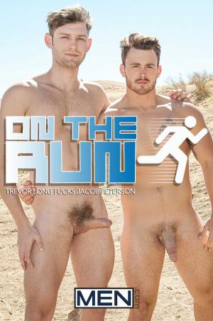 DrillMyHole – On The Run Part 1 – Trevor Long Fucks Jacob Peterson – Men.com