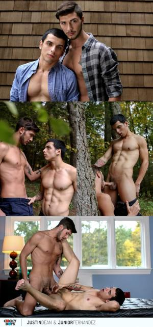 CockyBoys – Justin Dean Fucks Junior Fernandez