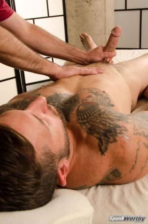 SpunkWorthy – Drew's massage