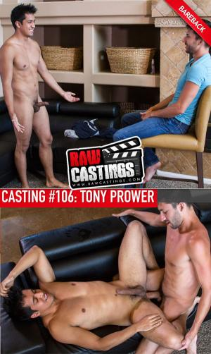RawCastings – Casting #106 – Tony Prower with Scott Demarco – Bareback