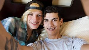 HomeMadeTwinks – Kayden Alexander & Justin Cross – POV